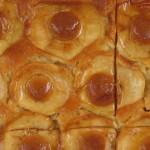 Plancha de manzana