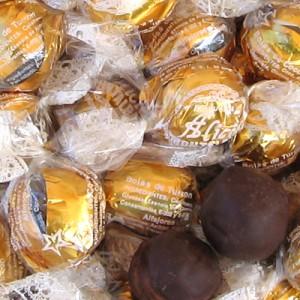 Bombones coco