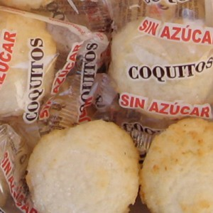Coquitos sin azúcar